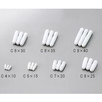 アズワン レギュラー撹拌子 (バリュー) φ8×25mm 10個入 1箱(10個) 3-6657-04 (直送品)