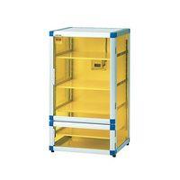 アズワン フロストドライデシケータBG(UVC&制電) 574×611×1085mm 強化プラスチック棚板 U-BG-KPA 3-6753-01 (直送品)
