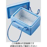 輸送ボックスiP-TEC(R) ライトBOX-S6.6 (BOX×1個・蓄熱材ー36×2枚) P28466 3-7069-02 (直送品)