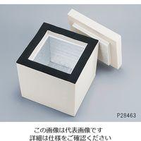輸送ボックスiP-TEC(R) スタンダードBOX-X13 (BOX×1個・蓄熱材ー36×6枚) P28465 3-7071-02 (直送品)