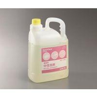 アズワン 業務用中性洗剤(サニクリア) 4.5kg×1本入 N4500 1本(4500mL) 3-5374-01 (直送品)