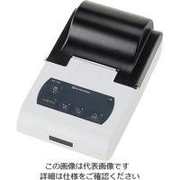 島津製作所 上皿電子分析天秤用 電子プリンター EP-100 1個 1-8473-11(直送品)