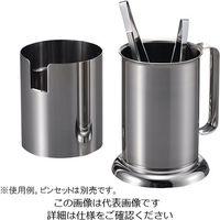 アズワン 滅菌缶 φ90×210mm HMK80180N 1個 2-6390-11 (直送品)