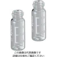 広口スクリューキャップバイアル 透明 5182-0714 100個(フタなし) 2-7070-21 (直送品)