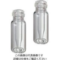 広口スクリューキャップバイアル 透明 5188-6591 100個(フタなし) 2-7070-27 (直送品)