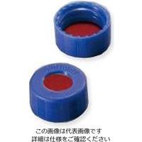 広口スクリューキャップバイアル用キャップ 青 5182-0723 5182-0723(キャップ) 2-7070-33 (直送品)