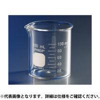 コーニングジャパン ビーカー PYREX(R) 300mL 1000J-300 1個 2-9425-18 (直送品)