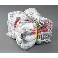 アズワン エコノミーウエス(油専用ウエス) 雑色 1セット(2kg×5袋入) AS-OD12 1セット(10kg) 3-1870-01 (直送品)
