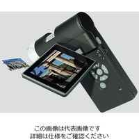 テック(TEC) ハンディー型マイクロスコープ handymicron4 1セット 3-5143-01 (直送品)