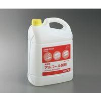 アズワン 業務用アルコール製剤 Sani-Clear (サニクリア) 5L×1本入 E5000 1本(5000mL) 3-5377-01 (直送品)