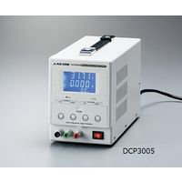 アズワン 高性能直流安定化電源 出力電圧0〜30V 出力電流0〜5A DCP3005 1個 3-6697-02 (直送品)