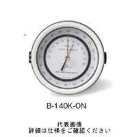 いすゞ製作所 気圧計・高度計 高精度型 アネロイド型気圧計 B-140K-ON 1台 (直送品)