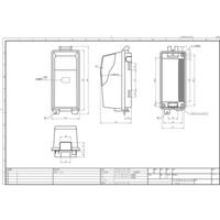 内外電機 制御盤関連 仮設用プラスチックボックス PTB221011XC 1セット(15個) (直送品)