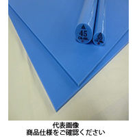 三ツ星ベルト ナイロン・ポリエステルシート キャストナイロン CN-NB 板 15t×600W×1200L ブルー 15tx600Wx1200L (直送品)