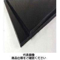 三ツ星ベルト ナイロン・ポリエステルシート キャストナイロン CN-MD 板 7t×600W×1200L ブラック 7tx600Wx1200L (直送品)