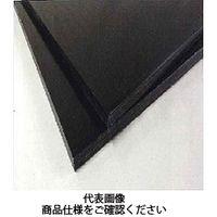 三ツ星ベルト キャストナイロン CN-MD 板 20t×600W×1200L ブラック 20tx600Wx1200L (直送品)
