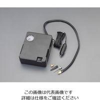エスコ(esco) DC12V/10Aエアーコンプレッサー(タンク無) 1セット(2個) EA116DC-7A (直送品)