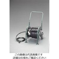 エスコ(esco) 15/20mmx60m 散水ホースリール 1個 EA124HH-60(直送品)