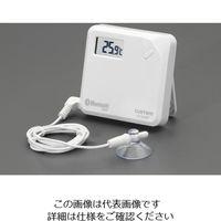 エスコ(esco) 温度データロガー(無線式) 1個 EA742GB-42 (直送品)