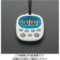 エスコ(esco) 77x81x16mmタイマー(デジタル) 1セット(3個) EA798C-1AA (直送品)