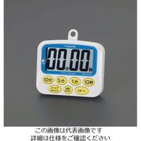 esco(エスコ) 85x69x14mmタイマー(デジタル) EA798C-80A 1セット(3個) (直送品)