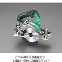 エスコ(esco) φ125mm/14.4V [充電式]電動丸鋸 1台 EA851EY-5C(直送品)