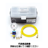 イチネンTASCO 普通型真空計 真空ゲージキット(1/4接続) TA142SVK 1個 (直送品)