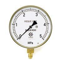 イチネンTASCO 普通型圧力計 5.0MPa1/4F100φゲージ TA147F-350 1個 (直送品)