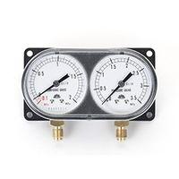 イチネンTASCO 普通型圧力計 モニターゲージキット TA147W 1セット (直送品)