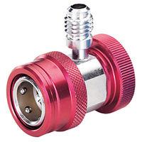 イチネンTASCO コンプレッサー関連 周辺機器 カーエアコンクイックジョイント1/4フレア TA163SG-1 1個(直送品)