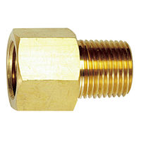 イチネンTASCO コンプレッサー関連 周辺機器 圧力計用ジョイントフレアー(1/4×R1/4) TA271CJ-22 1セット(2個)(直送品)