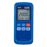イチネンTASCO デジタル温度計 ハンディタイプ温度計 TA410RB 1個 (直送品)