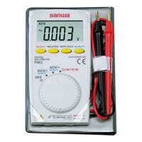 イチネンTASCO デジタルマルチメーター デジタルマルチメータ TA452CL 1台 (直送品)