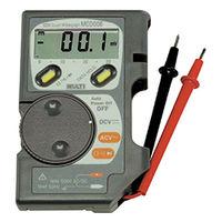 イチネンTASCO デジタルマルチメーター デジタルマルチメータ(コードリール機構) TA452DH 1台(直送品)