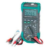 イチネンTASCO デジタルマルチメーター オールインワンデジタルマルチメータ TA452GL 1台(直送品)