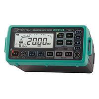 イチネンTASCO 絶縁抵抗計 デジタル絶縁・接地抵抗計(メモリ機能付) TA454KM 1台 (直送品)