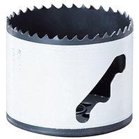 イチネンTASCO 超硬ホールソー バイメタルホールソー(刃のみ)44mm TA653RA-44 1セット(2個)(直送品)