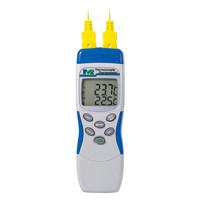 アサダ(ASADA) デジタル温度計 2点式デジタル温度計 MT98838 1個 (直送品)
