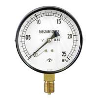 アサダ(ASADA) 普通型圧力計 φ100mm圧力計4MPa TP50N・TP50B用 TP038 1個 (直送品)
