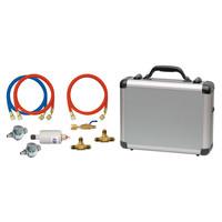 アサダ(ASADA) 管内側洗浄・研磨用品 冷媒配管洗浄Eキット ES097E 1セット (直送品)