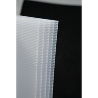 トーアン 養生シート プラベニヤ 白 910×1820×2.5mm 35-239 1セット(20枚)(直送品)