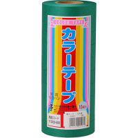 トーヨー 紙テープ 10P 緑 113003 2パック(1パック10P) (直送品)