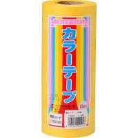 トーヨー 紙テープ 10P 黄 113002 2パック(1パック10P) (直送品)