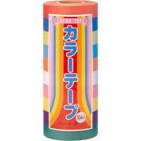 トーヨー 紙テープ 10P 10色込 113011 2パック(1パック10P) (直送品)
