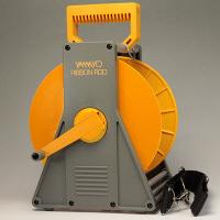 ヤマヨ測定機 リボンロッド専用ケース 100L 縦333mm×横220mm×幅153mm 遠近距離両用 1個 (取寄品)