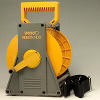 ヤマヨ測定機 リボンロッド専用ケース 150M 縦284mm×横174mm×幅203mm 遠近距離両用 1個(取寄品)