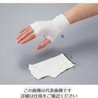 マックス(MAX) クリーンルーム用インナー手袋 クリーンパック L 指無し 10双入 MX387-CP-L 1袋(10双) 3-5500-02 (直送品)