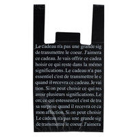 ヘッズ ブラックフレンチレジバッグ LL BFR-LL-K 1箱(2000枚:100枚入×20袋)(直送品)