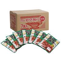 丸大食品 旨味工房ビーフカレー中辛7食入り (直送品)