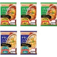 丸大食品 ドリアセット2種 20食入り (直送品)
